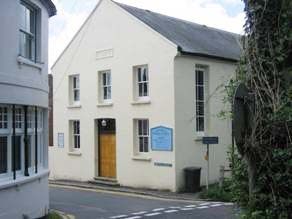 Photo of Mayfield Baptist Chapel